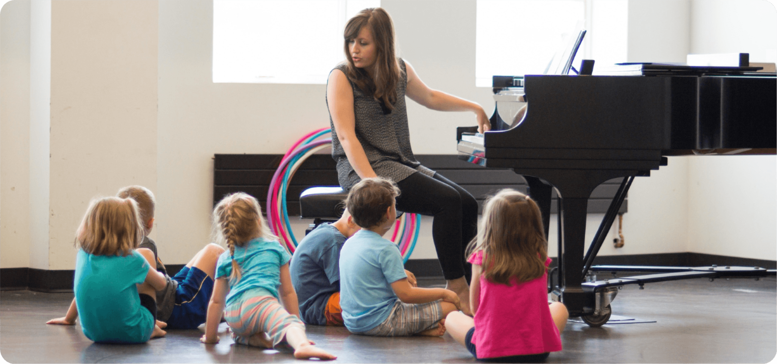 music lessons for young students